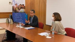 Ministro da Ciência, Tecnologia e Ensino Superior | Preparar o Erasmus 2021-2017