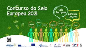 Webinar | Concurso Selo Europeu para as Línguas