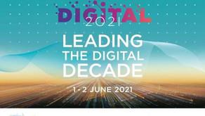"""Programa Digital Europe – lançamento oficial durante o """"Leading the Digital Decade"""""""