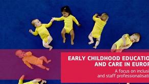 Educação Pré-escolar e Cuidados de Infância | Evento