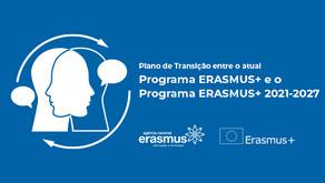 Plano de Transição Erasmus+