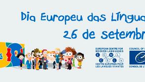 Dia EUROPEU das LÍNGUAS - 20º Aniversário