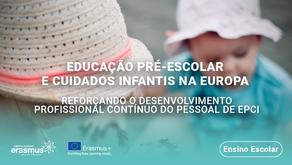 Educação pré-escolar e cuidados infantis na Europa