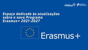 Atualização Erasmus+