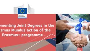 Implementar Licenciaturas Conjuntas na ação Erasmus Mundus