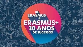Fiz Erasmus e fui tãaaaaao feliz
