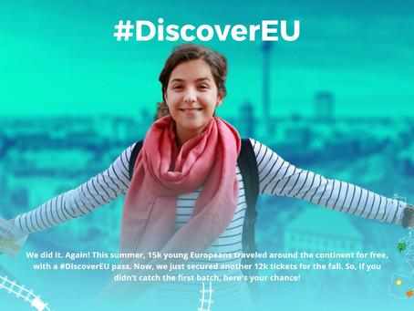 Discover EU