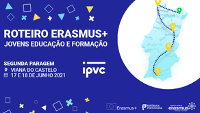 Roteiro Erasmus+   Segunda Paragem