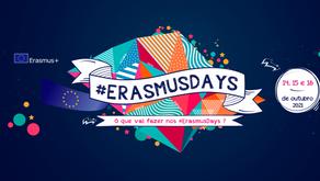 5ª edição dos #erasmusdays