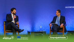 Erasmus+, impulsiona a empregabilidade