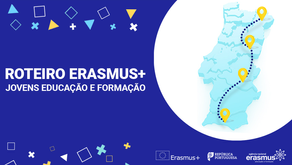 Roteiro Erasmus+   Primeira Paragem