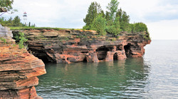 Devil's Island Water Caves