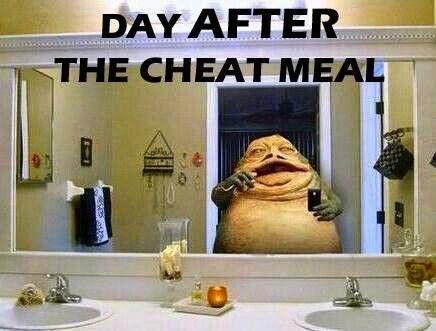 Treat, Not Cheat!