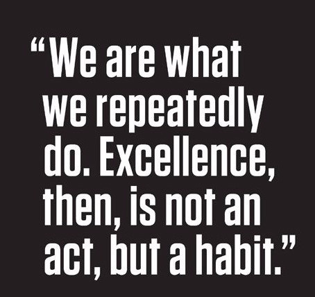 Routine of Excellence