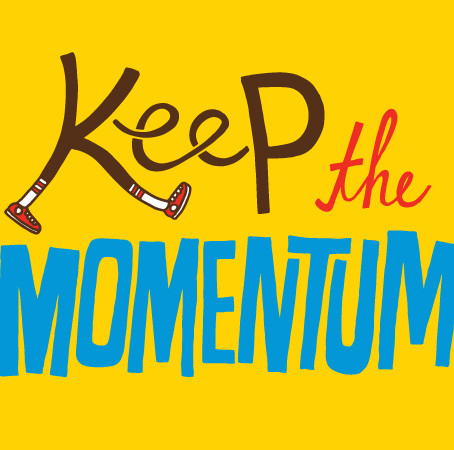 Become the Momentum!