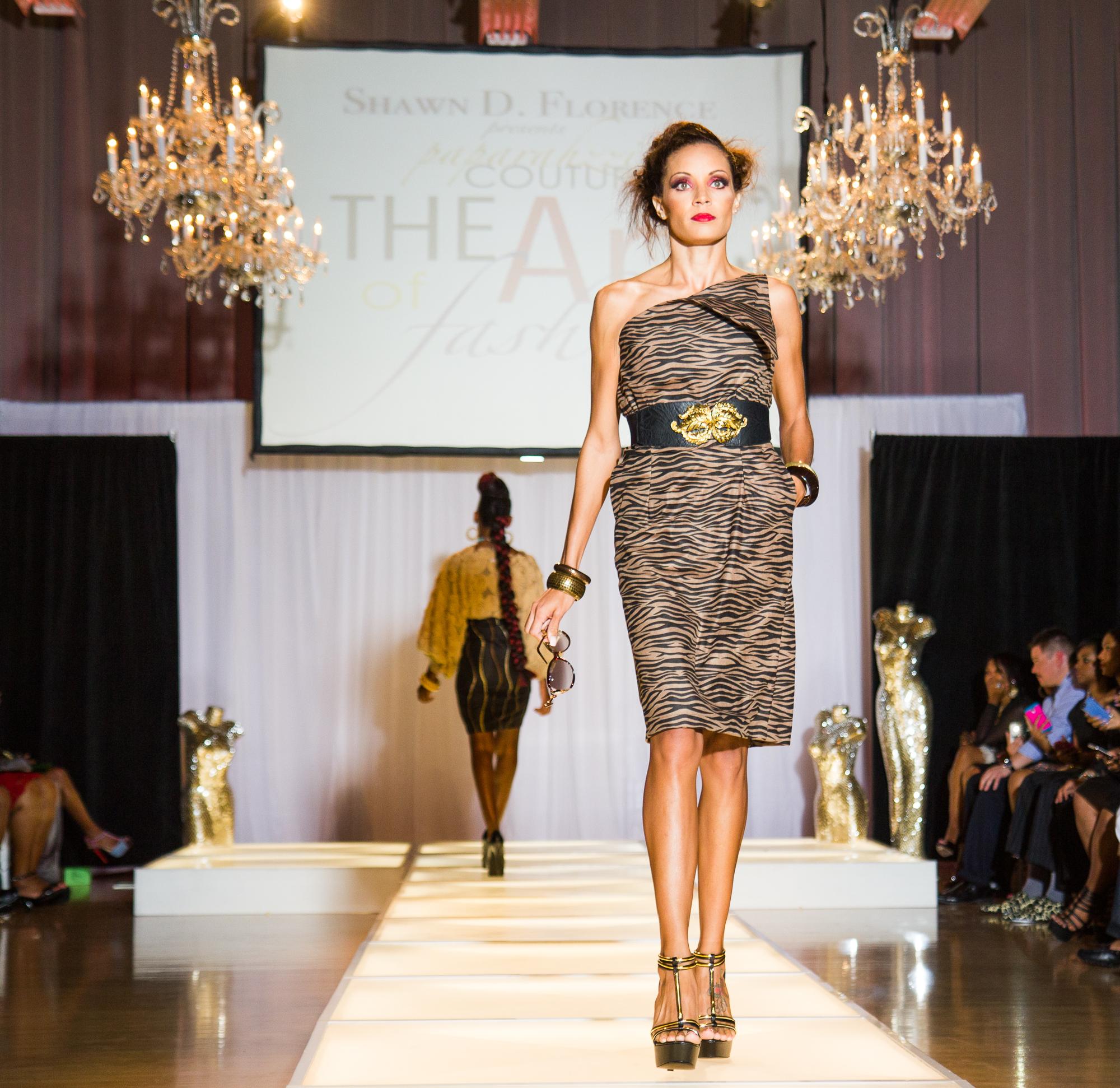 The Sara Dress:  250.00