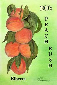 Adairsville 1900's Elberta Peaches