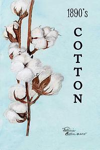 Adairsville 1890's Cotton Blossoms