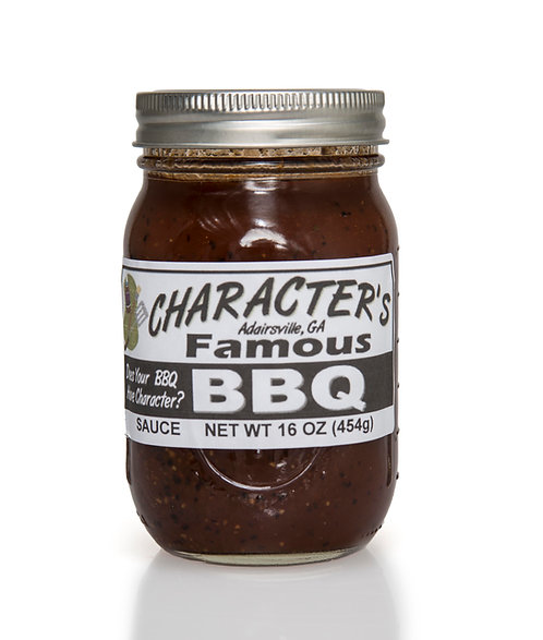 Character's BBQ Sauce