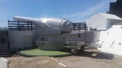 100 Ton Gun