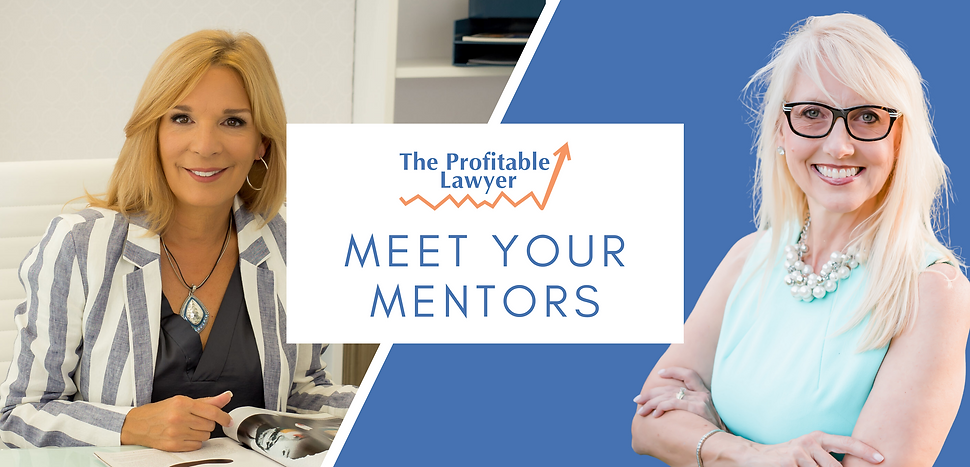 The Profitable Lawyer - About - Meet Your Mentors