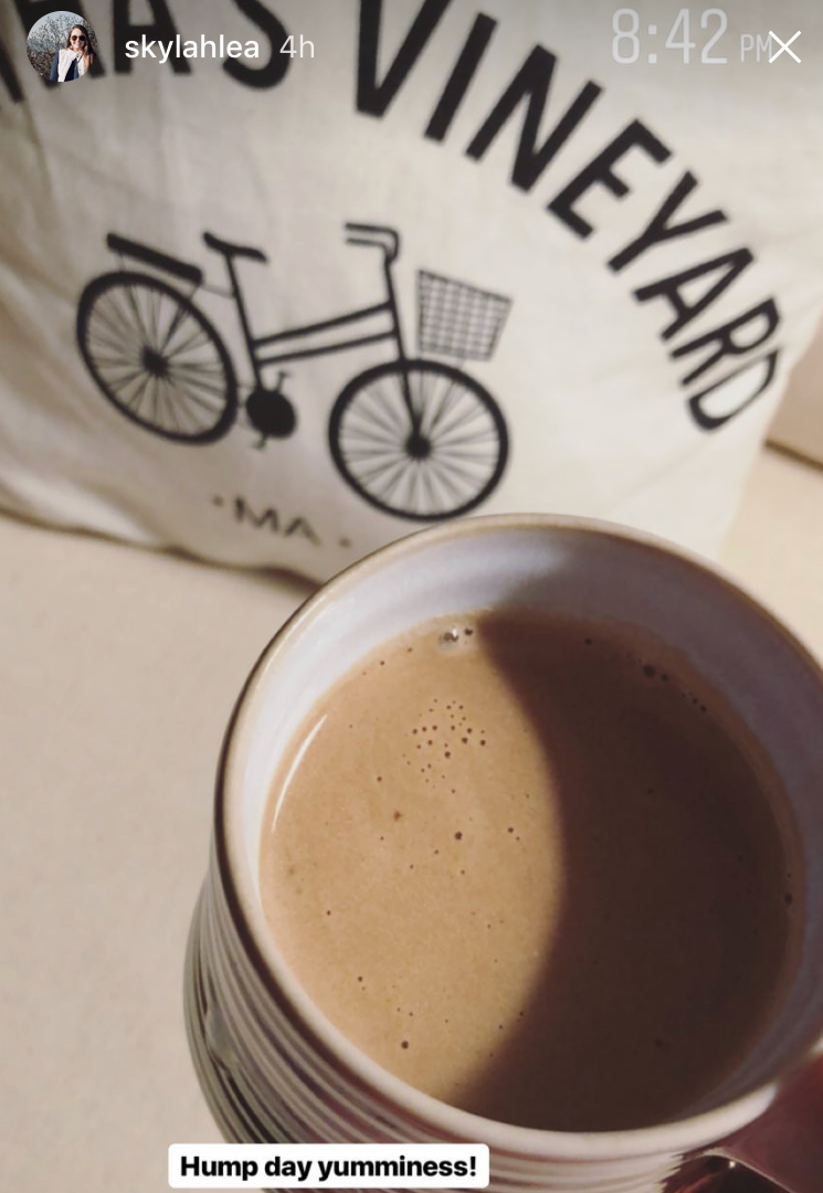 super golden hot chocolate