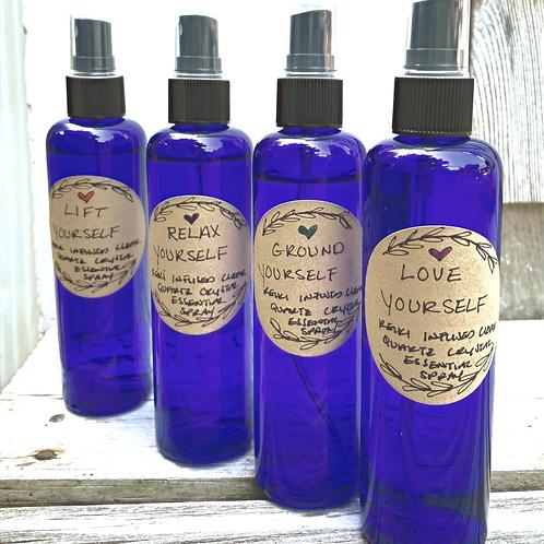 Essential Spray Set