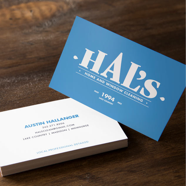 Hal's Branding