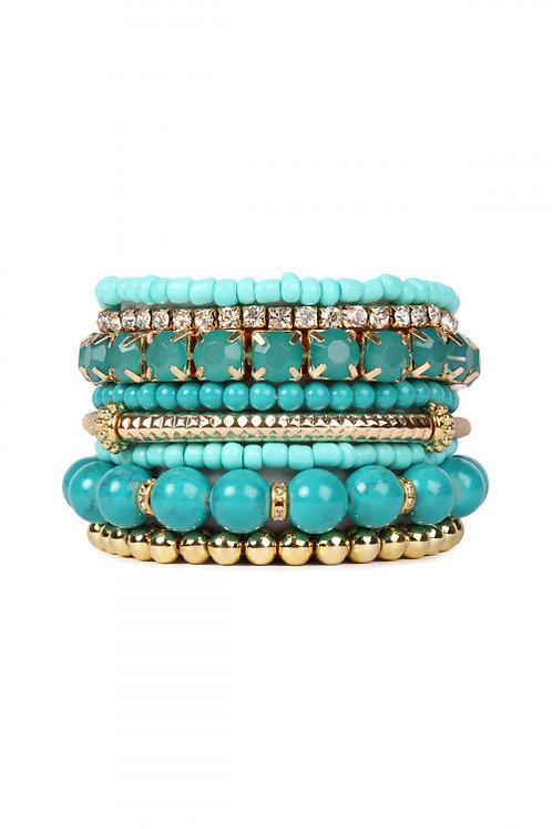 Festival Stacking Bracelets