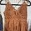 Thumbnail: Crochet Peplum-Almond