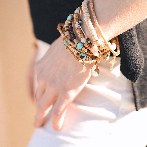 BoHo Stacked Bracelets