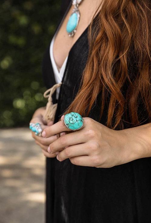 Spirit turquoise ring