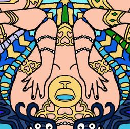 erika-scipione-illustration-4queens_deta