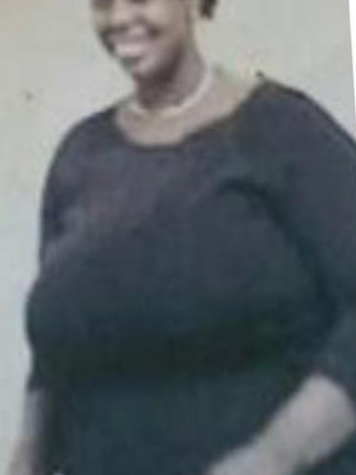 Bridgett Wilder Before, Over 300 lbs.