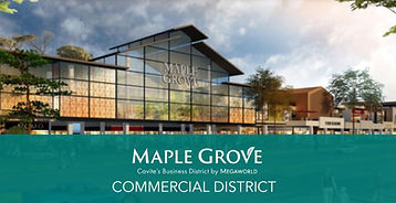 Maple Grove Commercial District