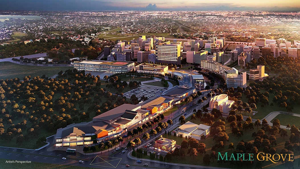 Maple Grove Cavite Overview