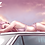 Thumbnail: Lying On Cars With Boys (A5 Canvas Print)