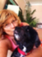 Pet sitting provides hours of amiable companionship for the dog and pet sitter alike.
