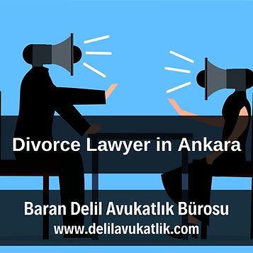 divorce lawyer in ankara custody alimony