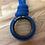 Thumbnail: SATURN LEASH RING BLUE