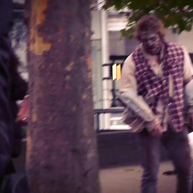 Zombie Prank with Anto Sharpe