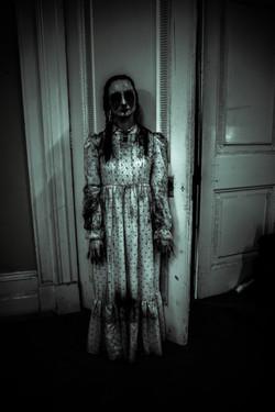 Makeup for Horror Film