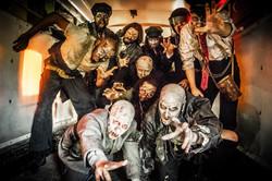 Zombie Hoard for Unilad