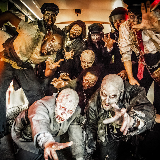 Call of Duty Zombie in conjunction with Unilad & Apocalypse Events