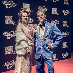 Our Vampire Prom Queen & King for _thorp