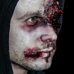 Sfx makeup for horror