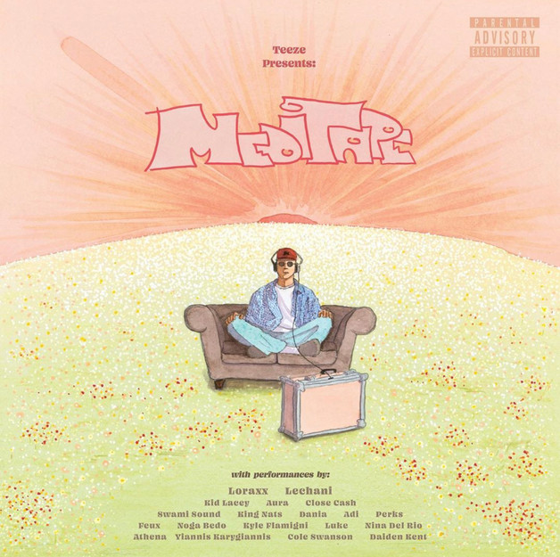 MediTape (Album) - Teeze, Close Cash, Perks, AURA - 4:17