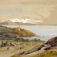 Brodick Castle, 1847