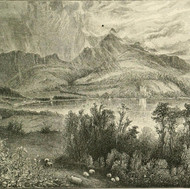 Goat Fell, from Brodick (1891)