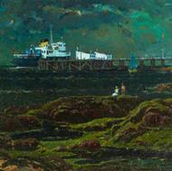 Brodick Pier, 1967